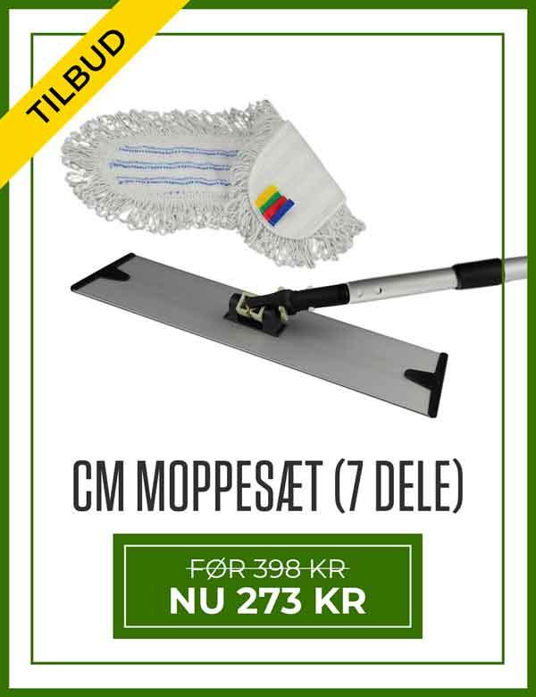 Tilbud på CleanMaster Moppesæt