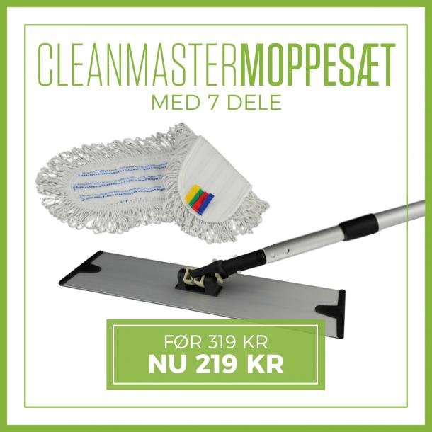 Kampagne CleanMaster Moppesæt